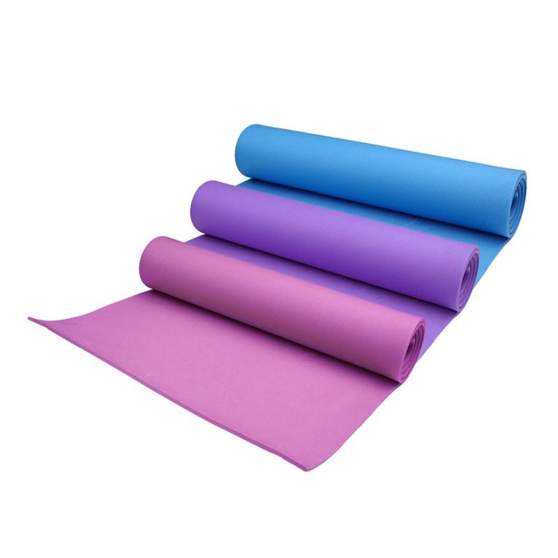 Durable Exercise Fitness 6mm Thick Durable Exercise Fitness Non-Slip Yoga Mat Lose Weight Meditation Pad HTB1AdDoQpXXXXbdaXXXq6xXFXXX3