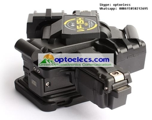 Image 3 - DHL Free Shipping Original Korea High precision INNO VF 15H Optical Fiber Cleaver VF 15 VF 15H with Fiber Scrap Collector box
