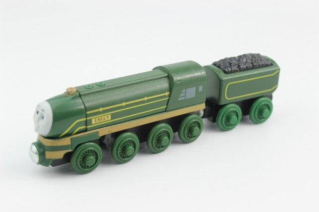 Vapor Para Aficiones Ferrocarril Niños Del Madera 012 Equipo Verde Brio Emily Locomotora De Los Motor Tren Juguete bvYyI7f6mg