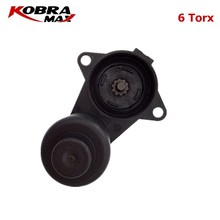 KobraMax 6-Torx 12-Torx Rear Brake Caliper Servo Motor for Audi Q3 Volkswagen Passat B6 B7 CC 3C0998281 3C0998281A 32330208