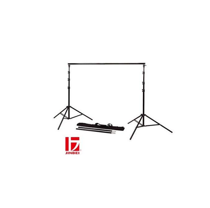 DHL  jinbei JB11-3200FPG Professinal  Background Stand 2.8M *3.2M for Background Paper Backdrops jinbei em 35x140 grids soft box