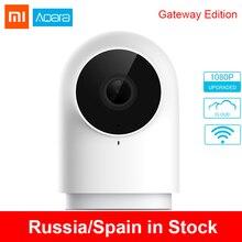 Оригинальная смарт-камера Xiaomi Aqara 1080 P G2 шлюз Zigbee связь IP Wifi веб-камера облачная безопасность смарт-устройства pk Dafang камера