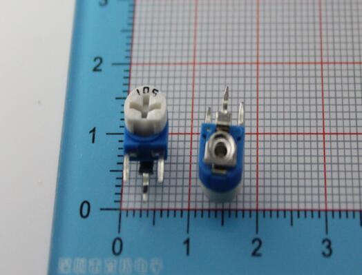 20PCS adjustable resistance 500K RM 063 504 Variable Resistor 500K adjustable potentiometer 504 500K