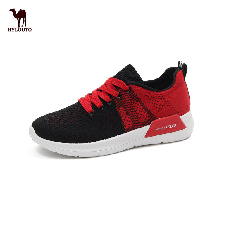 Women Sneakers Walking Shoes Breathable Vamps Comfortable Non-slip Rubber Sole Sport Shoes Autumn Travel Jogging Female Sneakers