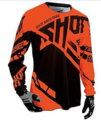 NEW 2019 riding short sleeved shirt motocross T shirt off road motorcycle riding bicycle mountain bike downhill motorcycle summe in Cycling Jerseys from Sports Entertainment
