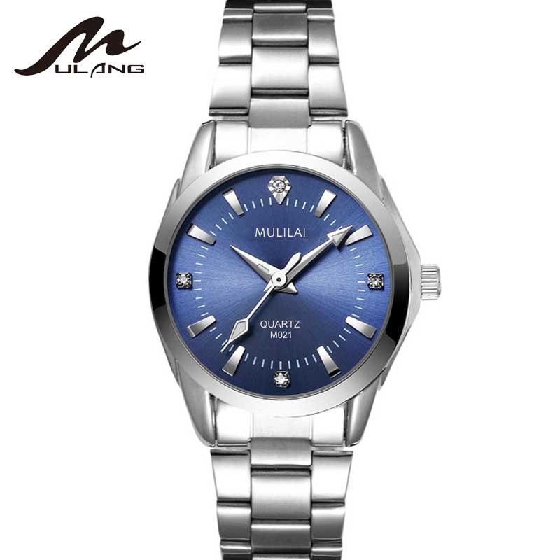 Nowa moda zegarek kobiety rhinestone zegarek kwarcowy relogio - Zegarki damskie - Zdjęcie 2
