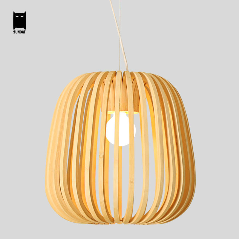 Bamboo Wicker Rattan Shade Pendant Light Fixture Rustic Country Japanese Modern Hanging Lamp Home Dining Room e27 220v for decor big bamboo wicker rattan wave shade pendant light fixture rustic japanese lamp suspension luminaire indoor dining table room