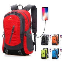 Casual Mens Compact Sports Backpack Multi-function light Travel Lady Bag 15 Inch Laptop