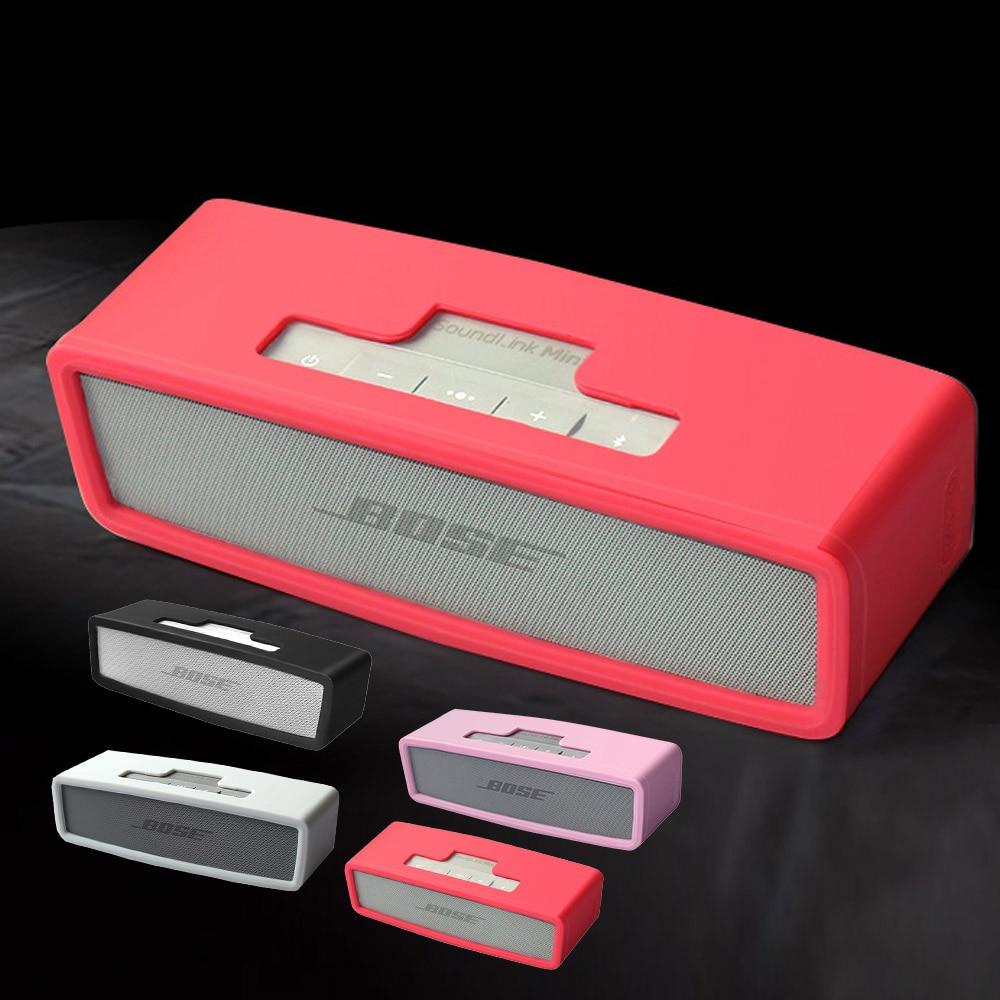AIYIMA Bluetooth чехол для динамика Портативный аудио динамик s силиконовый чехол для Bose Mini 1/2 Soundlink чехол беспроводной динамик