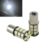 Free Shipping Car Led S25 Ba15s 1156 P21W 27 Led Smd 27smd Turn Light Bulb Lamp