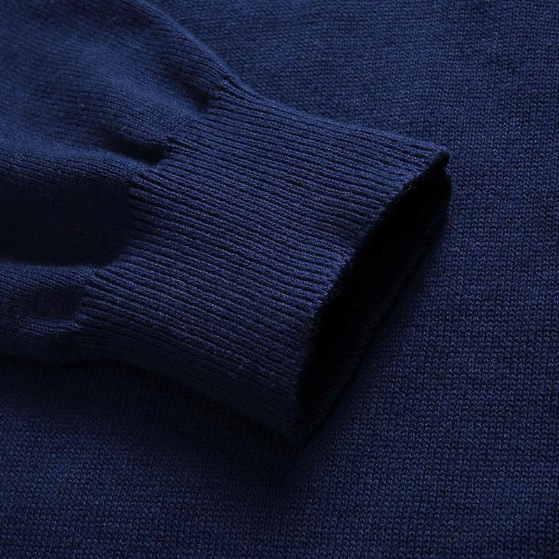 Varsanol Cotton Sweater Miesten pitkähihainen neuletakki Miesten - Miesten vaatteet - Valokuva 5