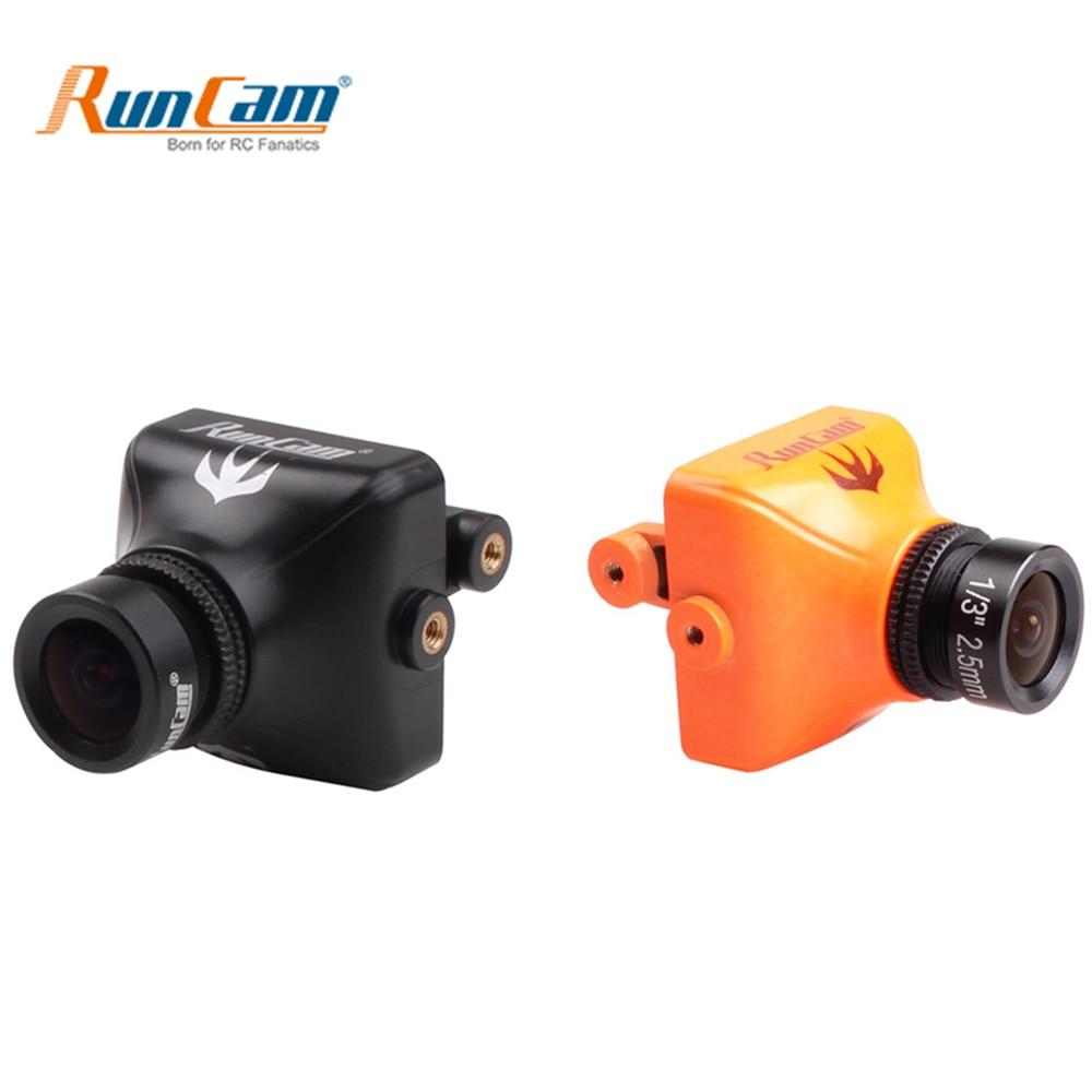 Runcam Swift 2 FPV 1/3 CCD 600TVL 2,3mm/2,1mm Objektiv Micro Kamera OSD mit IR Blockiert PAL 2 1mm 150 grad weitwinkel objektiv 720 p cmos 1 0mp cctv mini ip kamera