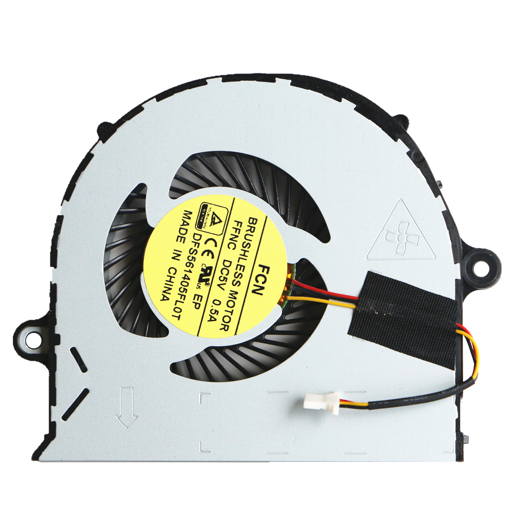 New Original Fan For Acer Aspire E5-552 E5-571G E5-571 E5-471G E5-471 E5-473 E5-473G V3-572G E5-573 E5-573G P246 Cpu Cooling Fan e5 576g 521g