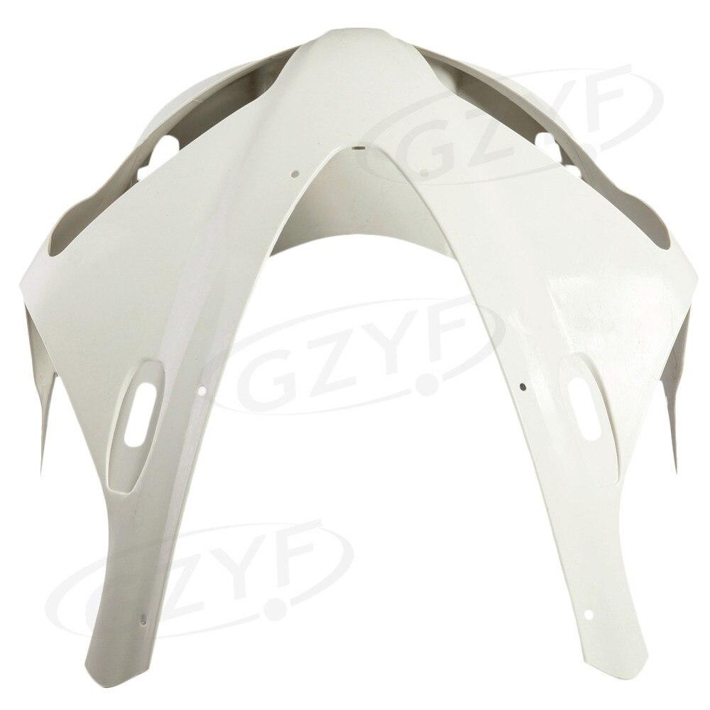 ABS прессформы впрыски Неокрашенная Верхняя Крышка передняя Обтекателя Клобук нос подходит для YAMAHA 1998 1999 YZF Р1