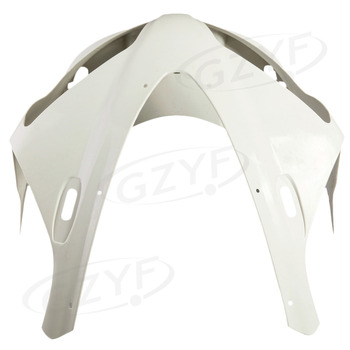 Injection Mold ABS Unpainted Upper Cover Front Fairing Cowl Nose Fits for Yamaha 1998 1999 YZF R1