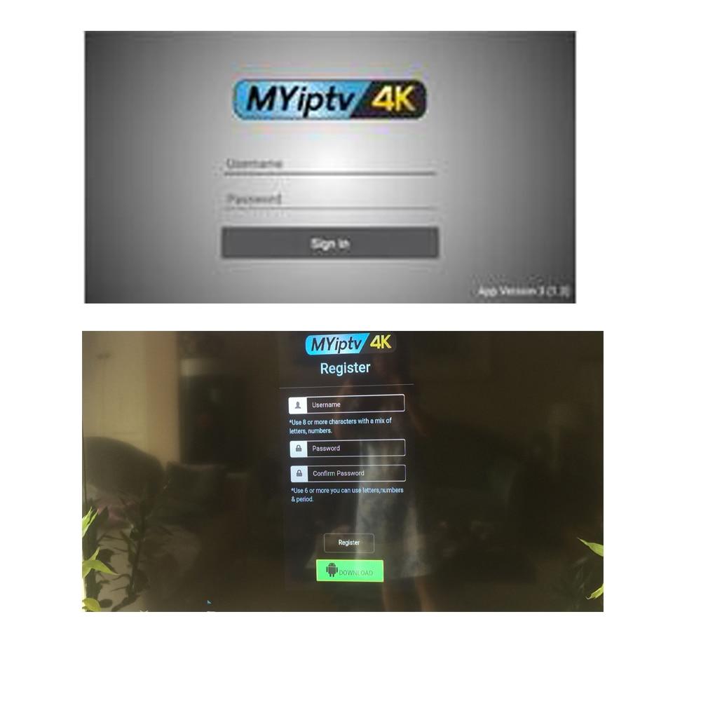 TX3mini with myiptv subscription Myiptv 4K for Singapore and Malaysia  Thailand Australia New zealand Indonesia Australia Southea