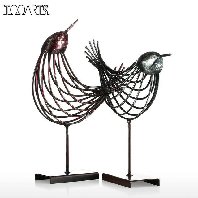 sculpture moderne fil de fer. Black Bedroom Furniture Sets. Home Design Ideas