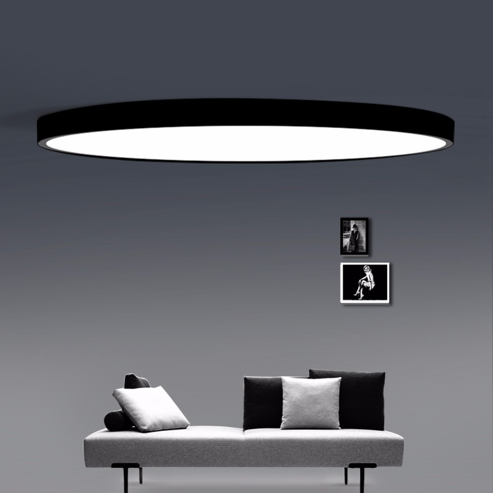 LED Ceiling Light Modern Panel Lamp Lighting Fixture