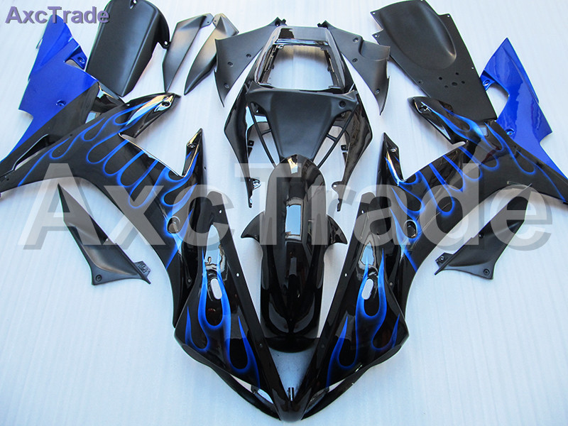 High Quality ABS Plastic For Yamaha YZF1000 YZF 1000 R1 YZF-R1 2002 2003 02 03 Moto Custom Made Motorcycle Fairing Kit Bodywork fit for yamaha yzf 600 r6 1998 1999 2000 2001 2002 yzf600r abs plastic motorcycle fairing kit bodywork yzfr6 98 02 yzf 600r cb20