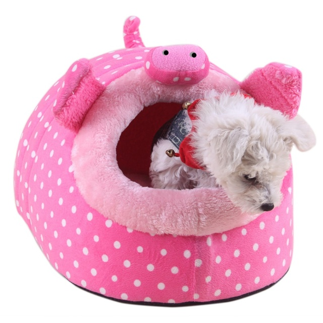 Pet Cat Puppy Squirrel Bed Nest Hamster House Cage Accessories Mini Animals Guinea Pigs Hamster Bed Mats