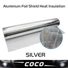 6PCS  Aluminium Foil Shield Heat Insulation Delayed thermal conduction Waterproof and mildew proof heat absorption 50CM*120CM m özisik heat conduction isbn 9781118332856