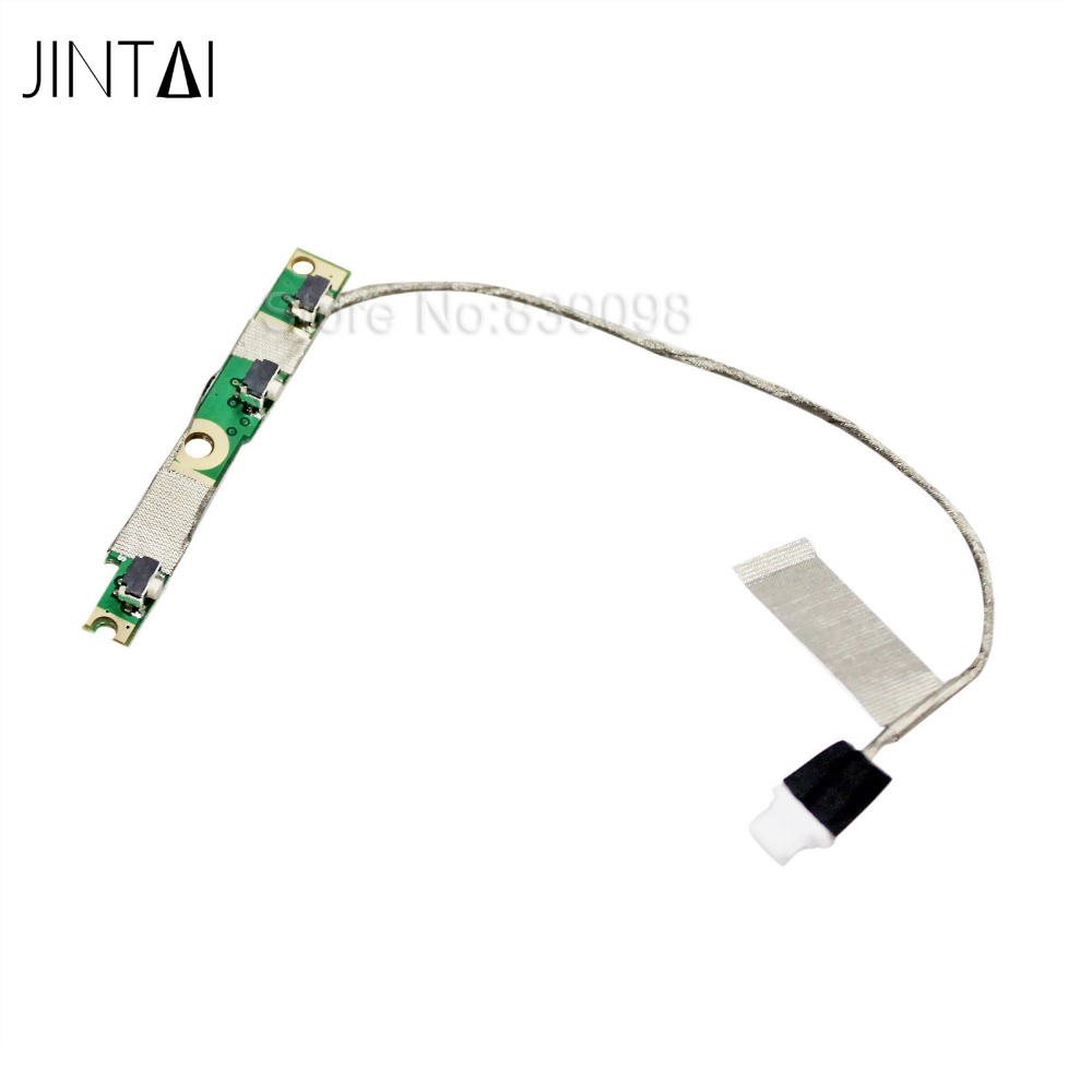 100% NEW Jintai Power Button switch Board W/ CABLE For Dell Inspiron 5568 7568 7569 7778 7779 Board 85GTT
