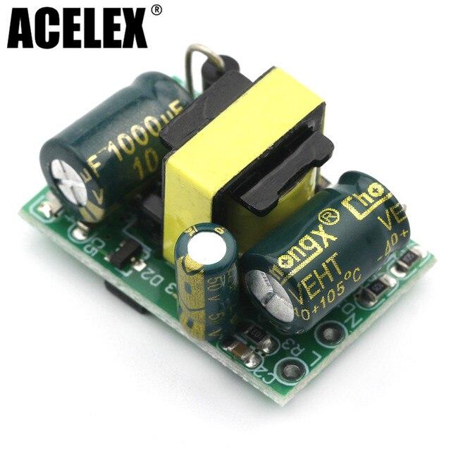 5V700mA (3.5 W) na białym tle moduł zasilania przełącznika AC-DC buck step-down moduł 220 V z kolei 5 V
