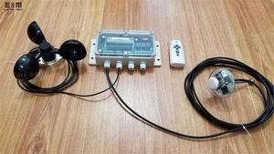 Image 2 - Iki eksenli güneş otomatik takip cihazı takip sistemi otomatik izleme kontrol çipi rüzgar hızı sıcaklık sensörü