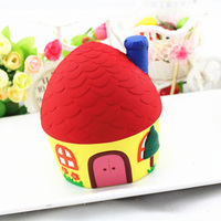 MUQGEW 2017 New Arrival Hot Sale Squishy Colorful Bread House Phone Straps Slow Rising Bun Charms