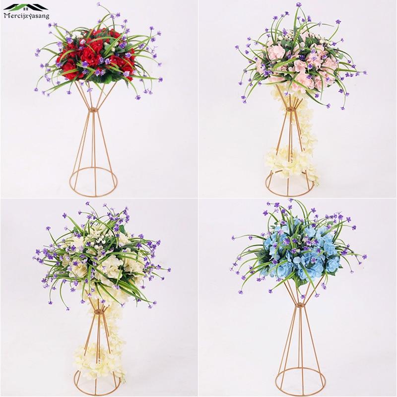Ev ve Bahçe'ten Vazolar'de 10 adet/grup Çiçek Vazolar Zemin Metal Vazo Bitki Kurutulmuş Çiçek Tutucu Saksı Yol Kurşun Ev/Düğün Koridor dekorasyon G101'da  Grup 1