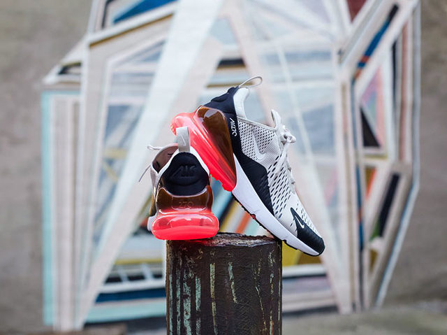 bcc5e98a0e7 Originele Nike Air Max 270 mannen Ademende Loopschoenen Sport 2018 Nieuwe  Aankomst Authentieke Outdoor Sneakers Designer AH8050-202USD 55.16/piece