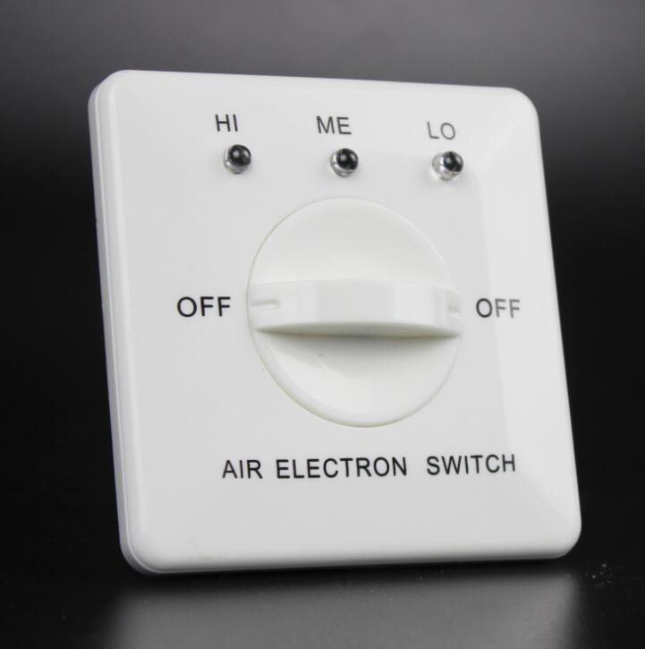 YK303 Three-speed Mechanical Fan Coil Air Volume Adjustment Panel Central Air Conditioning Three-speed Switch