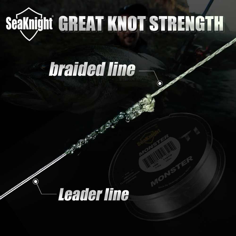 SeaKnight TriPoseidon 300 M 500 M 1000 M PE línea de pesca 4 hebras trenzada línea de pesca 8-80 lb multifilamento línea de pesca suave