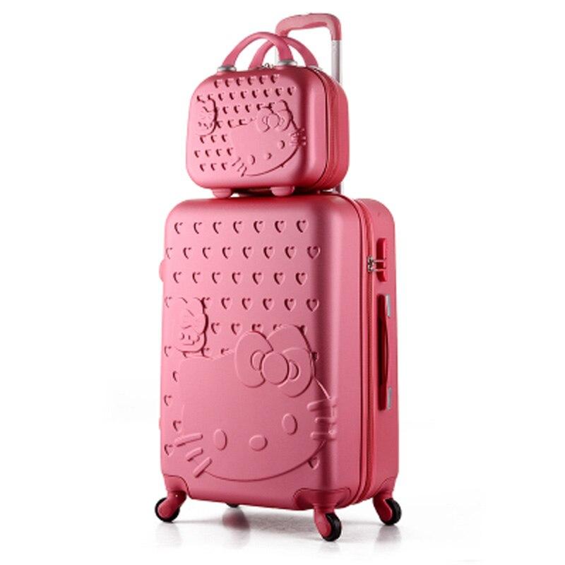 Travel Bag Set Trolley Suitcase Women Promotion-Shop for ...