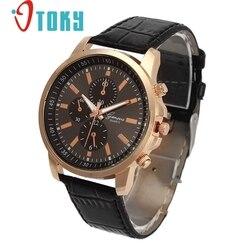 Excellent quality new brand luxury quartz watches men s fashion geneva quartz clock leather strap wristwatches.jpg 250x250