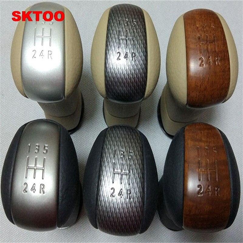 Sktoo Рычаги передач для автомобиля для Nissan Qashqai J10 X-Trail 06-13 mt 5-Скорость