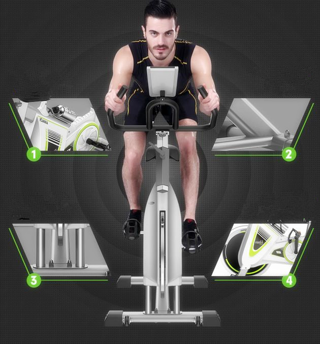 Good Quality bicycles Professional fitness equipment exercise bicycles indoor cycle spin bike