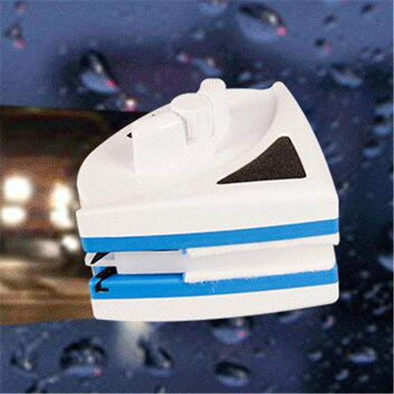 Super Magnetic Window Glass Wiper Brushes High altitude Washing Window Glass Brush Cleaner Home Cleaning Tool