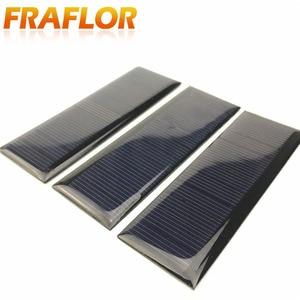 Image 3 - Universal 5.5V Standard Epoxy Solar Panels Mini Solar Cells Polycrystalline Silicon DIY Battery Power Charger Module 90x30mm