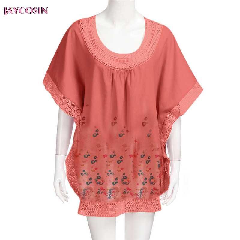 2019 neue Kleid Frauen Drucken Bat Kurzarm Low Cut Beachwear Boho Kleid Tasche Gürtel Kleider Sexy Bodycon Club Vestidos #0615