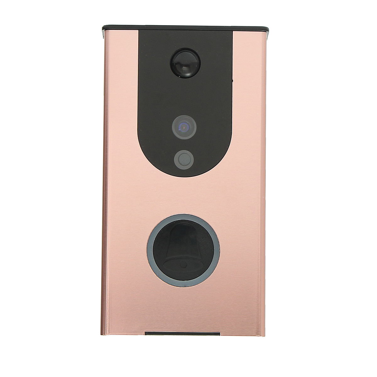 NEW HD 720P Wireless Smart Wifi Remote Video Camera Phone Intercom Door Bell Home Security Safety Night Vision zilnk video intercom hd 720p wifi doorbell camera smart home security night vision wireless doorphone with indoor chime silver