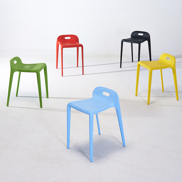 furnitureCreative fashion modern dining room chair, stylist contracted plastic chairsCoffee to negotiate a chair