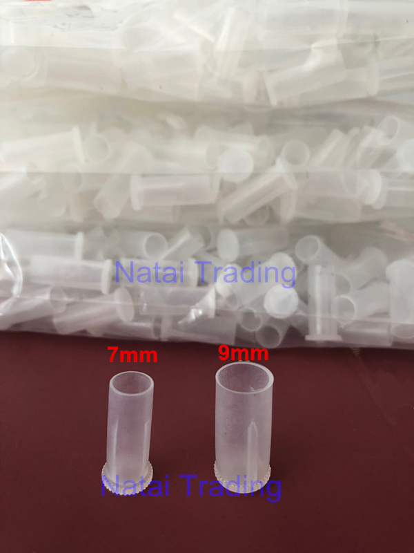 Diesel Common Rail Injector Nozzle Dust Cap Inner Diameter 7mm And 9mm Injector Parts