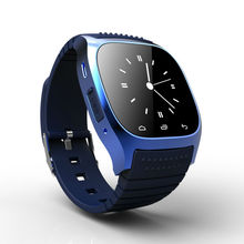 M26 Smart Armbanduhr Sport Tracker Bluetooth Smartwatch für Android und IOS