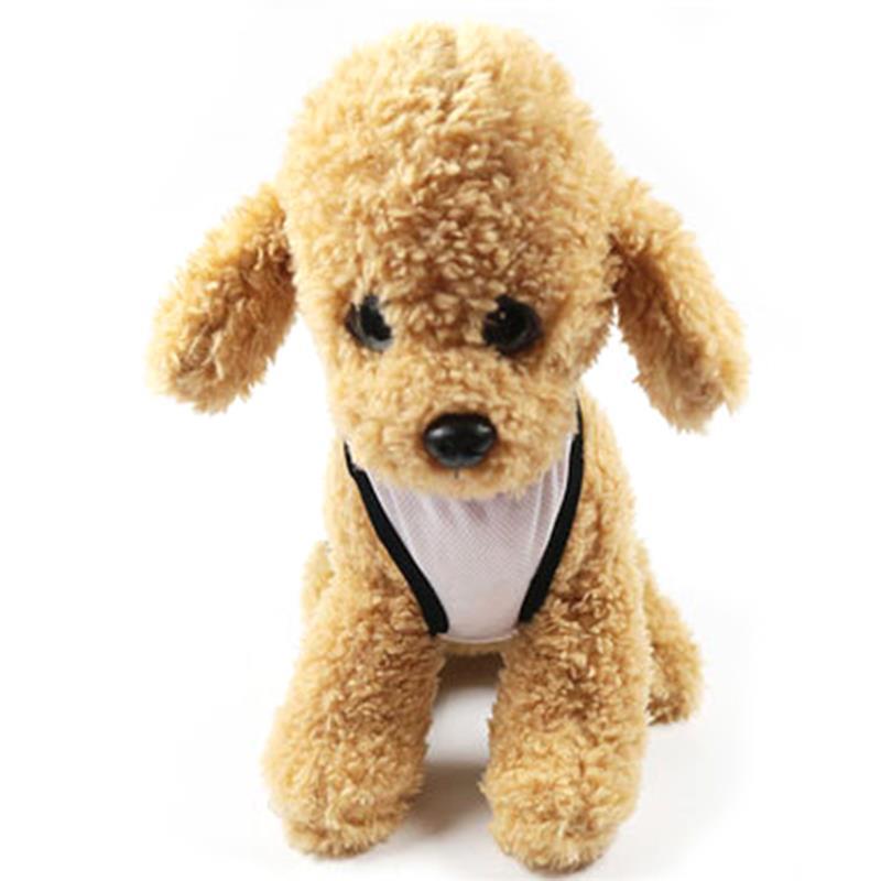 Pet Vest Nation Team Name Printed Dog Casual Apparel Puppy Vest Pet Clothing for Soccer Games