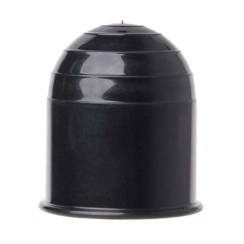 Universal 50MM Auto Tow Bar Ball Cover Cap Hitch Caravan Trailer Towball Protect