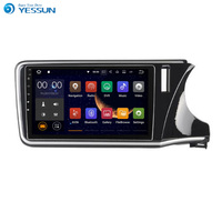 Yessun For HONDA CITY 2014~2016 Android 6.0 Multimedia Player System Car Radio Stereo GPS Navigation Audio Video