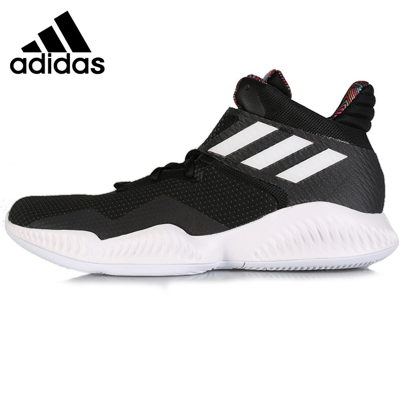 Original New Arrival 2018 Adidas Explosive Bounce Men's Basketball Shoes Sneakers