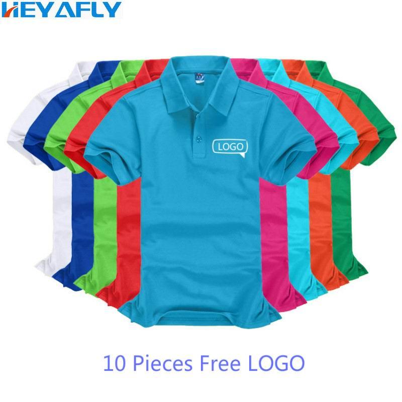 Baseball Shirts Polyester Cotton Lapel Sports Shirt Customized Blouse Overshirt Undies Blouses 10 pieces Free LOGO
