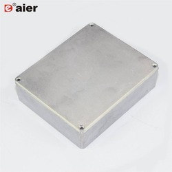 5PCS Hammond effectors aluminum die cast enclosure box 1590XX